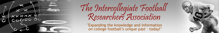 The Intercollegiate Football Researchers Association