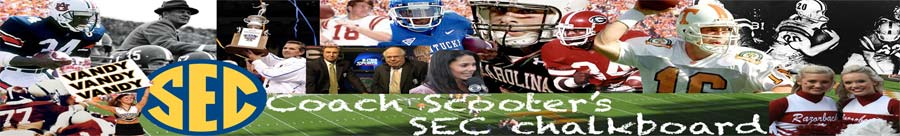 Sec Football Blog Logo