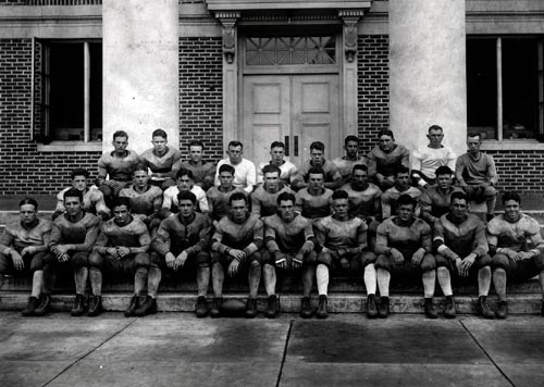 1922 Alabama team that upset the University of Pennsylvania