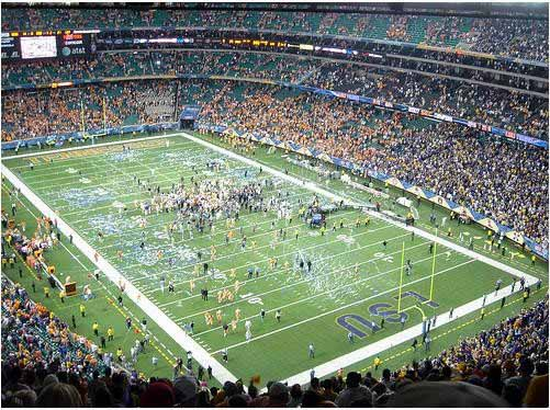 LSU Tigers 2007 SEC Football Championship Game
