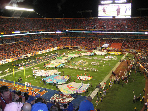 Florida Gators vs Oklahoma Sooners