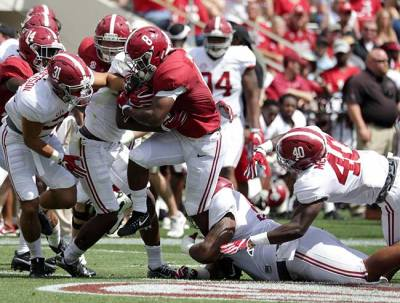 Alabama Overwhelming Favorite to Win SEC