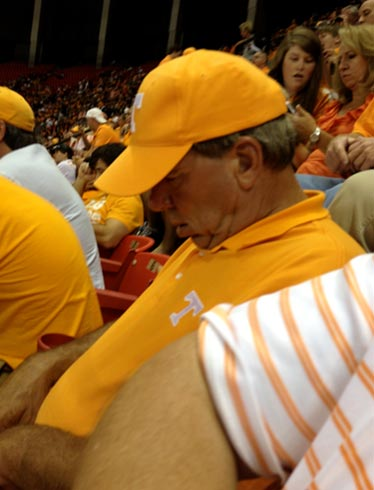 Tennessee game
