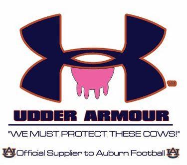 Auburn Udder Armour