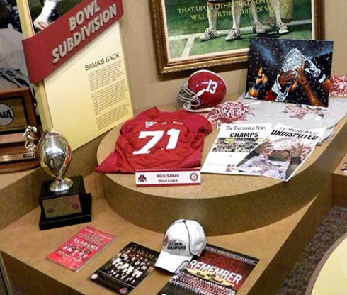 Alabama Crimson Tide Football History