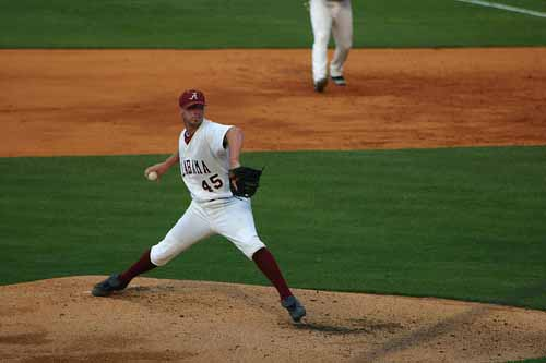 Alabama Pitcher