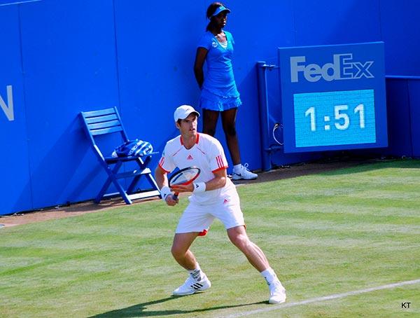 Andy Murray win Wimbledon