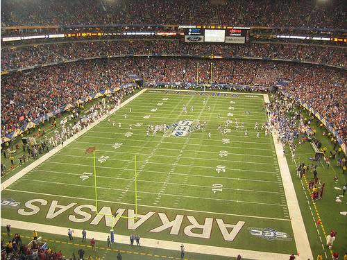 2006 Arkansas vs Florida SEC Championship Game