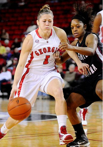 Georgia Women Basketball