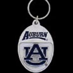 Auburn Tigers Pewter Keychains