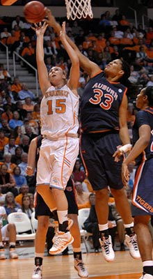 Auburn Tigers Womens Basketball