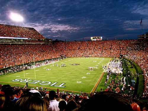 Auburn Tiger Stadium