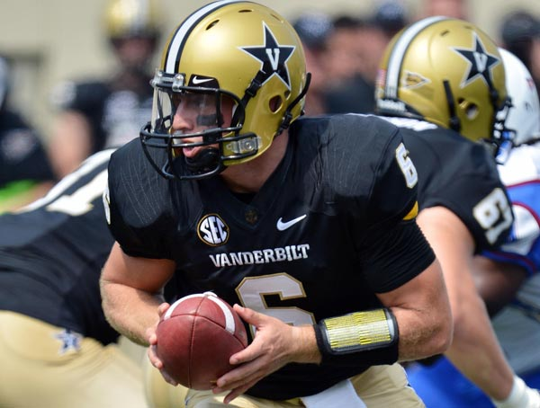 2013 Vanderbilt Commodores Football Preview