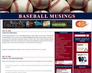 baseballmusings.com
