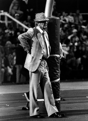 Classic Bear Bryant Picture