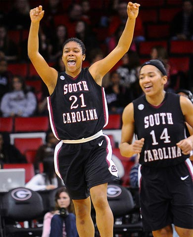 South Carolina Women Basketball