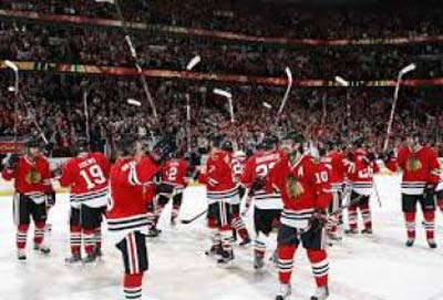Three Reasons Why The Chicago Blackhawks Will Win The Stanley Cup