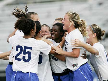 Kentucky Soccer Celebration