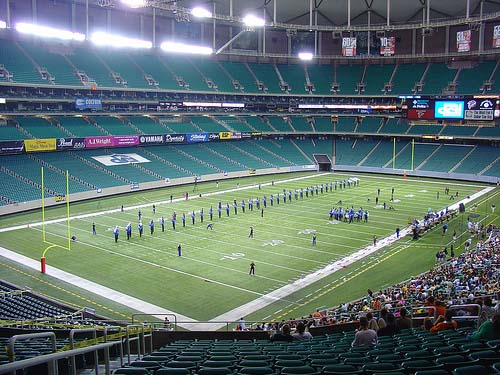 Atlanta Georgia Dome Stadium