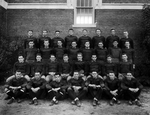 Florida Gators 1929 Football Team Picture
