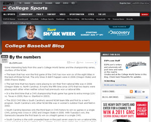 espn.go.com/college-sports/blog/_/name/ncaa_baseball
