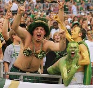 Florida Fans.