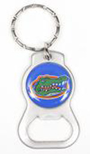 Florida Gators bottle opener keychains