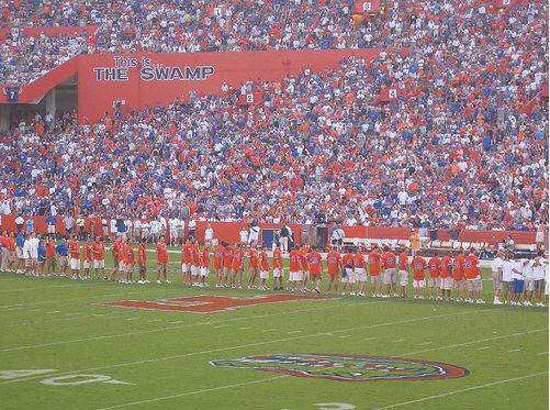 Florida Gators Swamp