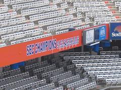 Florida SEC Championship Sign