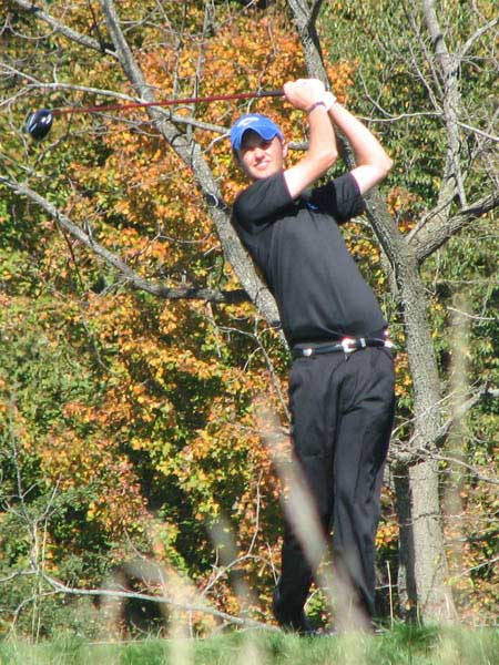 Kentucky golfer plays in the Fall
