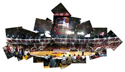 Mississippi State's Humphrey Coliseum -- The Hump