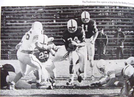 Ken Stabler as QB at Alabama