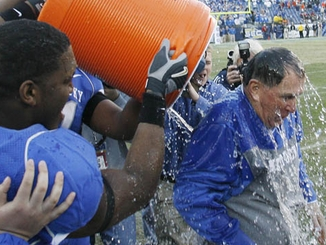 Kentucky-football-coach-soaked