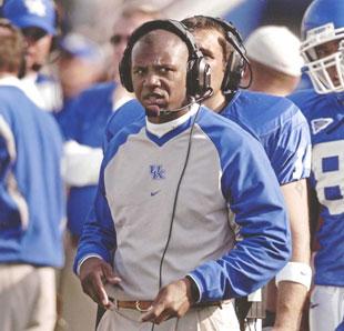 Kentucky Wildcats Coach