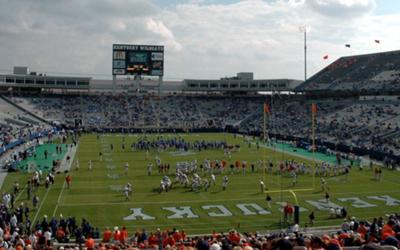 University of Kentucky's Commonwealth Stadium