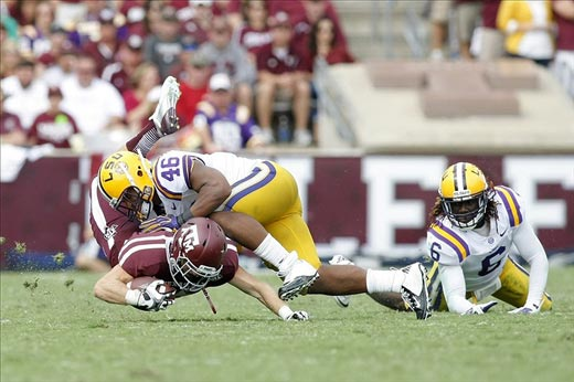 SEC Football 2012:  Week 8 Review and Week 9 Preview