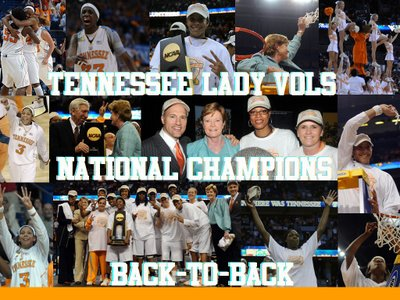 2008 Tennessee Lady Vols National Championship
