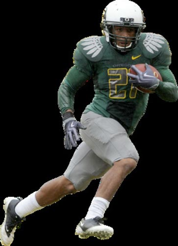 LaMichael James Oregon