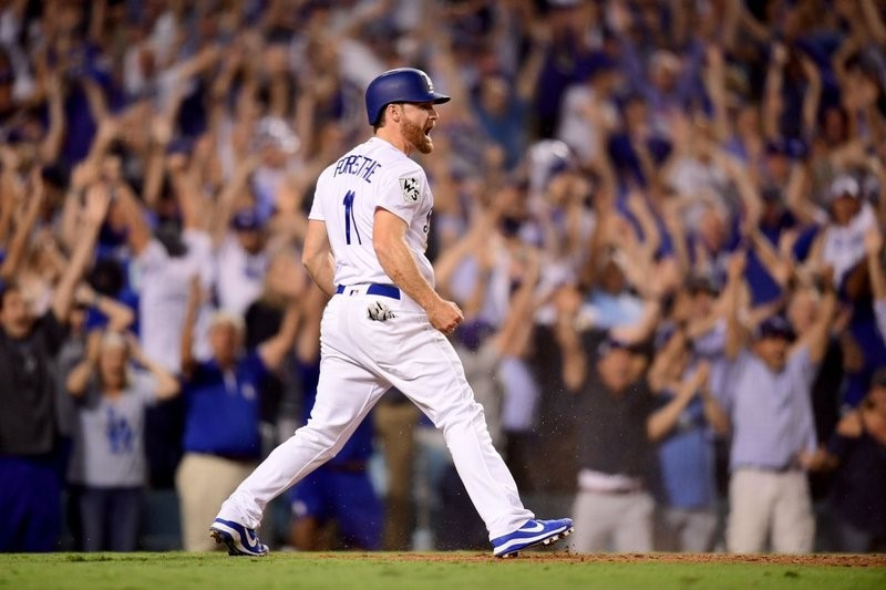 Los Angeles Dodgers are the NL's best