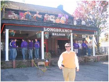 Longbranch Saloon.