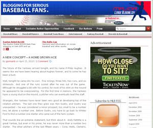 majorleagueblogging.com