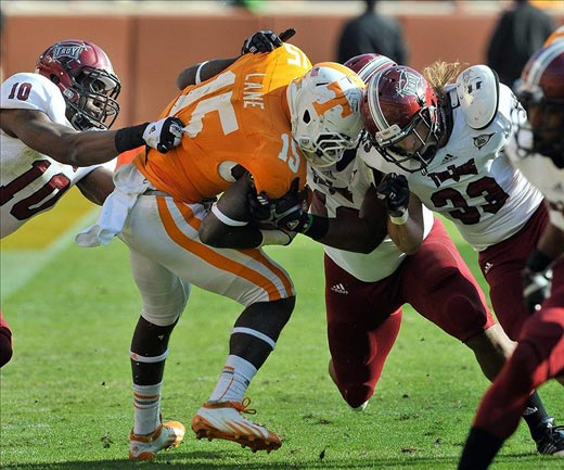 SEC Football 2012:  Week 10 Review and Week 11 Preview