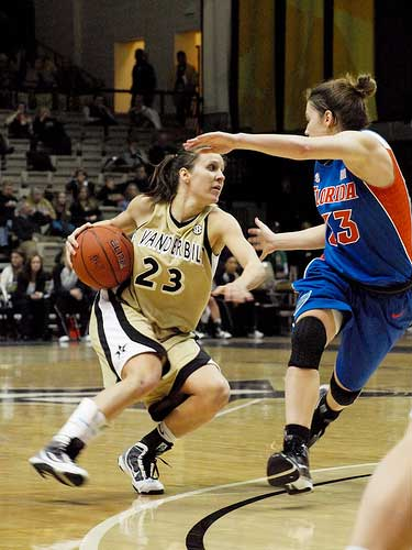 Vanderbilt Women's basketball.
