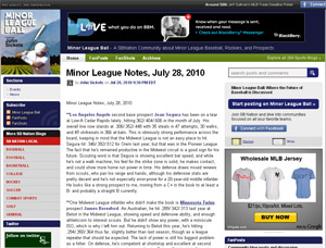 minorleagueball.com