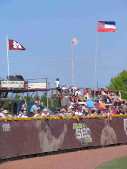 Mississippi State's Left Field