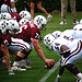Mississippi State Football Scrimmage