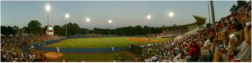 Ole Miss Rebels Baseball's Swayze Field