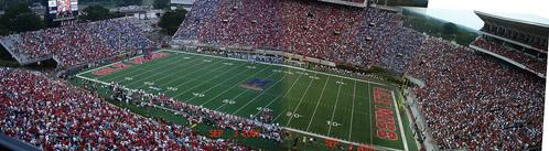 Ole Miss Vaught-Hemingway Stadium