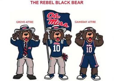 The Rebel Black Bear