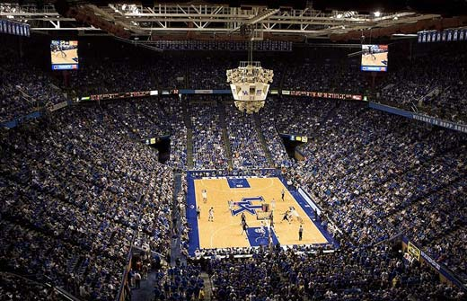 Best SEC Basketball Venues